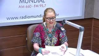 Previsões para o Brasil, salmos, Monica Buonfiglio, Rádio Mundial, 17 02 2019