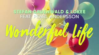 Stefan Gruenwald & Lokee feat. Pearl Andersson - Wonderful Life (Extended Mix) 96kb