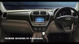 The Bold New TUV300 - Premium Interiors and Comfort