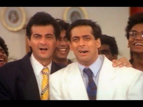 Hum Aur Tum Aur Yeh Shaam - Auzaar - Salman Khan Sanjay Kapoor...