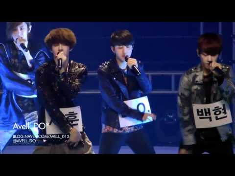 120511 EXO-K Mama Rehearsal - D.O @MUBANK [Avell_DO] Music Videos