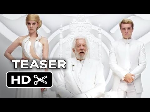 The Hunger Games: Mockingjay - Part 1 Official Teaser - Unity (2014) - THG Movie HD