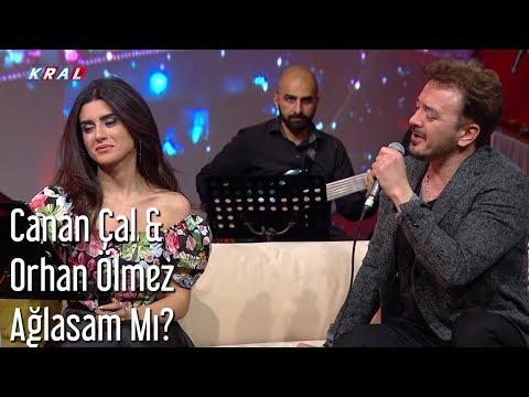Orhan Ölmez ft. Canan Çal - Ağlasam Mı | Mehmet'in Gezegeni