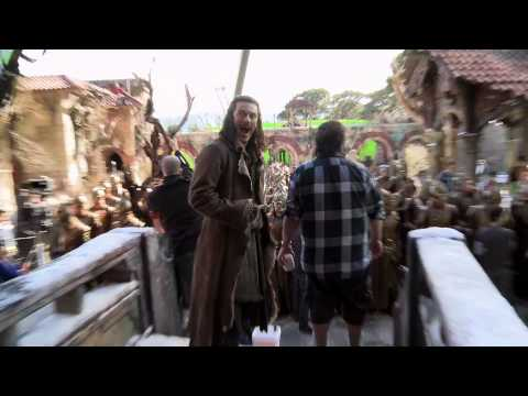 The Hobbit: The Battle of the Five Armies - 17 Year Journey - Official Warner Bros. UK