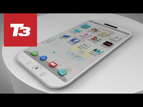 Nintendo Smartphone Concept Exclusive: 3D render Video