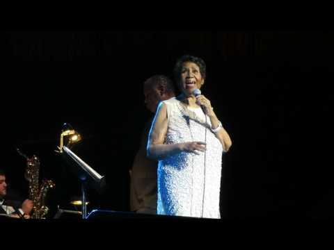 Aretha Franklin It's My Turn @ Mohegan Sun 3-23-17