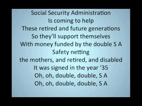 Social Security New Deal Project Song Taylor Swift Trouble Parody 1