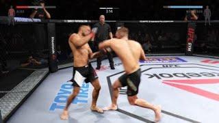 Conor Mcgregor vs Jose Aldo Rage Quit