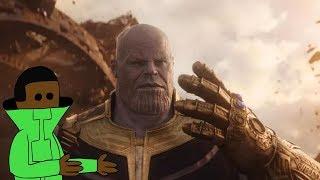Pretty Much: Avengers Infinity War