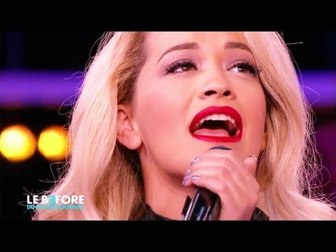 Drunk In Love de Beyoncé par Rita Ora - Le Before du Grand Journal