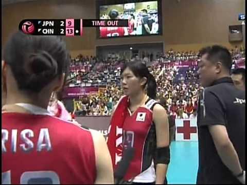 2013 World Grand Prix - Final Round - Japan X China video
