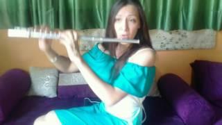 download lagu Kaun Tujhe - Katry Cover Flute gratis
