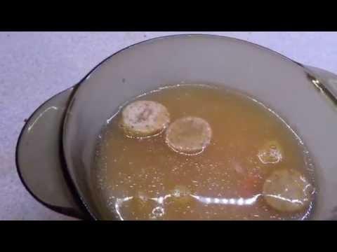 Овощной суп пюре. Видео рецепт детского супа - пюре из овощей