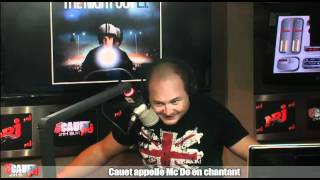 Cauet appelle Mc Do en chantant - C