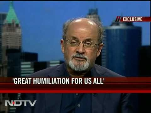 Rushdie: Ancient India took over