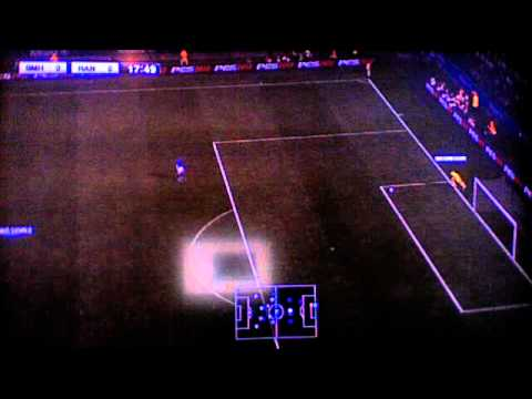 PES 2012 Gameplay - Defense Advanced Tutorial (Part2)