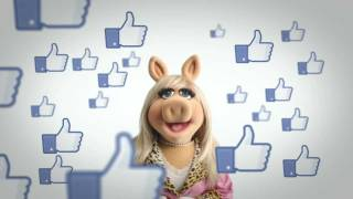 Miss Piggy Facebook Fan-A-Thon Promotional Video