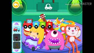 Baby Bus Supermarket Games for Kids   Baby bus Games