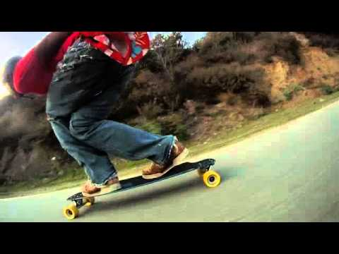 """Gullwing """"Charger II"""" test run with Tim Del Rosario"""