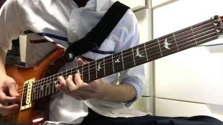 Silent Siren - レイラ(guitar cover)