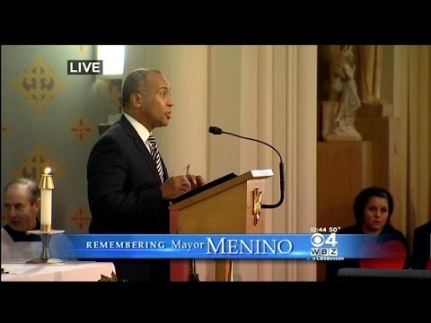 Web Extra: Deval Patrick Shares Tom Menino Stories