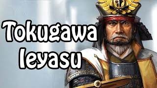 Tokugawa Ieyasu: The Cautious & Wise (Japanese History Explained)