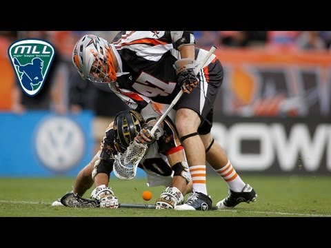 MLL Week 4 Highlights: Rochester Rattlers at Denver Outlaws