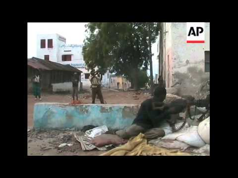 Many dead in fighting between insurgents and government