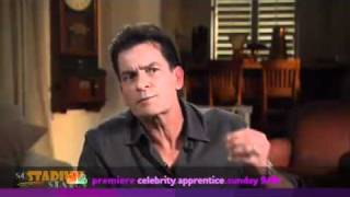 Charlie Sheen Nightline Interview - Winning Ways? - Part 1