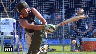 SA vs ENG T20 World Cup: South Africans Practice Session