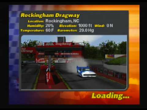 Ihra Drag Racing 2 Controls Ps2 Ihra Drag Racing 2 Gameplay