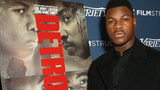 John Boyega, Will Poulter and 'Detroit' cast talking working with Kathryn Bigelow