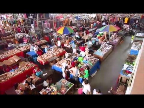 GIANT Miagao Farmers Market at Maigao Iloilo Philippines