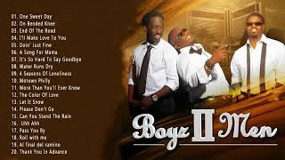 Boyz ll Men Greatest Hits New Songs 2018   Boyz ll Men Best Of Playlist