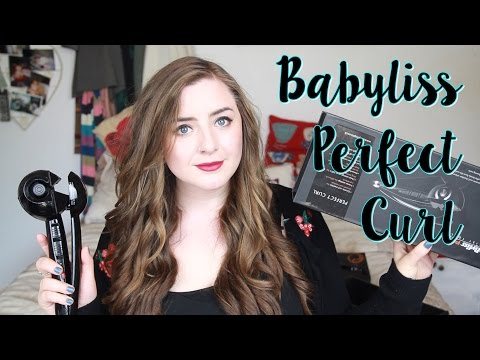 Babyliss Pro Perfect Curl First Impressions Review