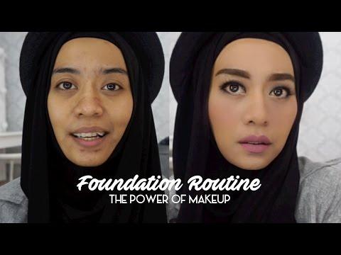 Foundation Routine   Tutorial Makeup Natural Untuk Acara Santai   inivindy thumbnail