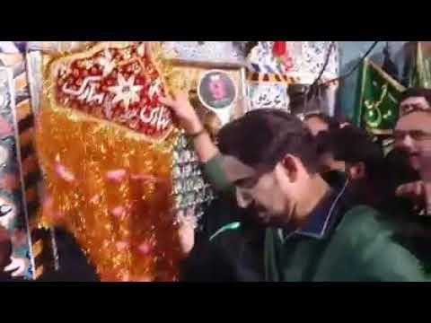 Haye Haye Ali Akbar 2019 Farhan Ali Waris Noha Ayyam e Fatima s.a Karbala