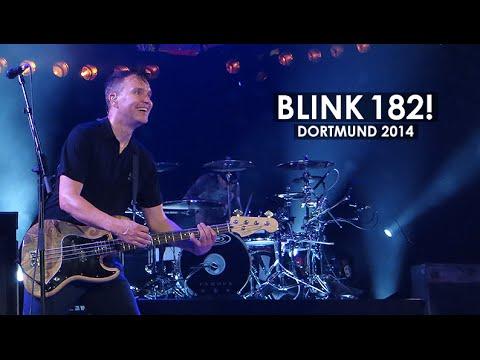 BLINK 182 DORTMUND 2014