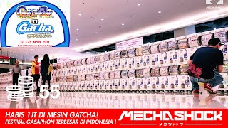 Habis 1000000 di mesin Gatcha! GASHAPON dan Gatcha Festival terbesar di Indonesia!