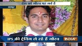 Jaipur boy, Gaurav Agrawal tops above all in IAS exams