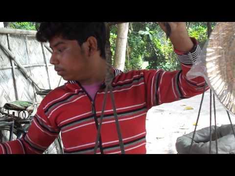 Jalebi Making Indian Street Food....How It Is Make.