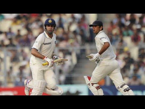 India vs Australia 2001 kolkata test match highlights