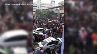 Fights break out after Daytona Beach concert no-shows