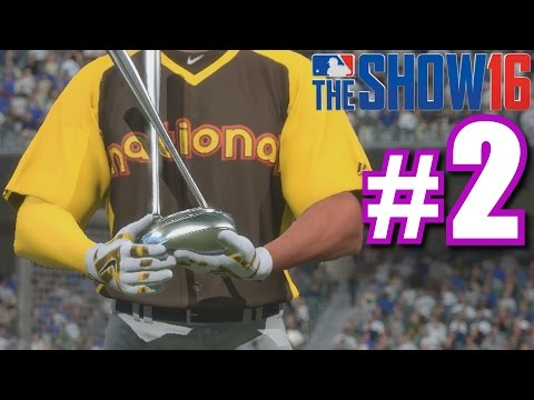 THIS GAME IS RIGGED! | MLB The Show 16 | Home Run Derby #2