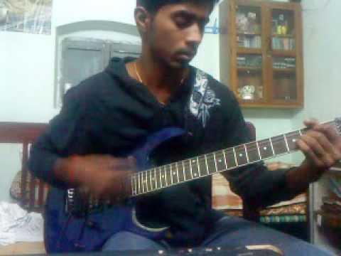 Endhiran-kadal Anukkal Guitar .mp4 video