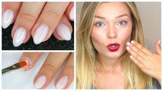How To: Professional Gel Nails [stilletto]