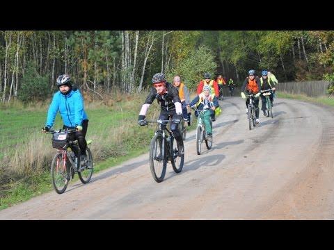 Łęczna na rowery   Polesie nas niesie 2015