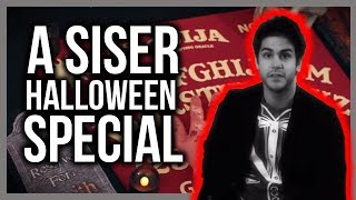 Halloween Decorating with Siser HTV