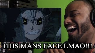 THIS MANS FACE LMAO!!! Black Clover Episode 38 *Reaction/Review*