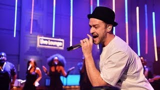 Download Lagu Justin Timberlake - Live Lounge Special 2013 (FULL) Gratis STAFABAND